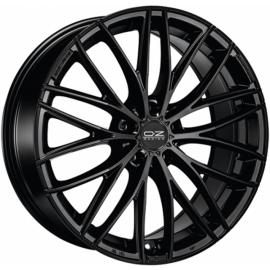 OZ ITALIA 150 MATT BLACK Wheel 8x17 - 17 inch 5x114.3 bold c - 10101