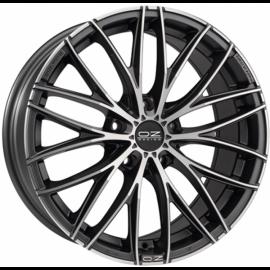 OZ ITALIA 150 MATT DARK GRAPHITE Wheel 8x17 - 17 inch 5x115