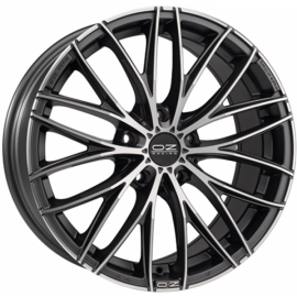 OZ ITALIA 150 MATT DARK GRAPHITE Wheel 8x18 - 18 inch 5x108 - 10210