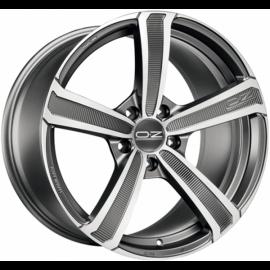 OZ MONTECARLO HLT MATT DARK GRAPHITE Wheel 8x19 - 19 inch 5x