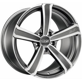 OZ MONTECARLO HLT MATT DARK GRAPHITE Wheel 8x19 - 19 inch 5x - 10443