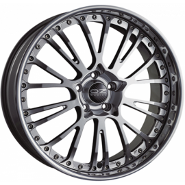 OZ BOTTICELLI III CRYSTAL TITANIUM Wheel 9x21 - 21 inch 5x11