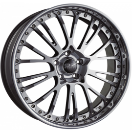 OZ BOTTICELLI III CRYSTAL TITANIUM Wheel 11x21 - 21 inch 5x1