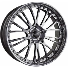 OZ BOTTICELLI III CRYSTAL TITANIUM Wheel 8.5x19 - 19 inch 5x - 10617