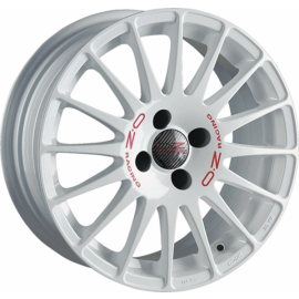 OZ SUPERTURISMO WRC WHITE Wheel 7x16 - 16 inch 4x114.3 bold