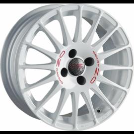 OZ SUPERTURISMO WRC WHITE Wheel 6x14 - 14 inch 4x100 bold ci