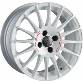 OZ SUPERTURISMO WRC WHITE Wheel 7x16 - 16 inch 4x114.3 bold - 9891