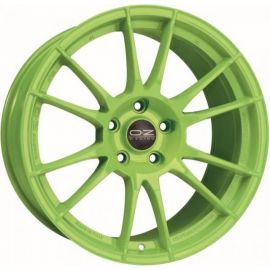 OZ ALLEGGERITA HLT ACID GREEN Wheel 7x18 - 18 inch 5x114.3 b - 10288