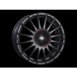 OZ SUPERTURISMO GT MATT BLACK Wheel 7x16 - 16 inch 5x105 bol - 9896