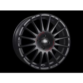 OZ SUPERTURISMO GT MATT BLACK Wheel 7x18 - 18 inch 4x108 bol - 10150