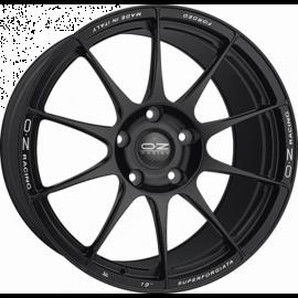 OZ SUPERFORGIATA MATT BLACK Wheel 11x19 - 19 inch 5x114 bold