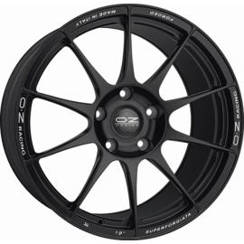 OZ SUPERFORGIATA MATT BLACK Wheel 11x19 - 19 inch 5x114 bold - 10501