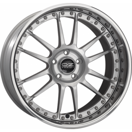 OZ SUPERLEGGERA III RACE SILVER Wheel 8x18 - 18 inch 5x112 b - 10386