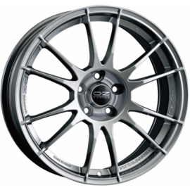 OZ ULTRALEGGERA CRYSTAL TITANIUM Wheel 8x18 - 18 inch 5x115