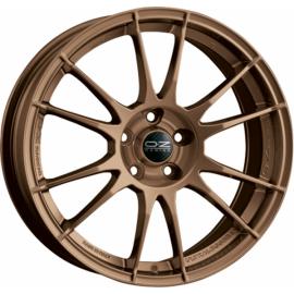 OZ ULTRALEGGERA MATT BRONZE Wheel 7x16 - 16 inch 5x100 bold - 9894