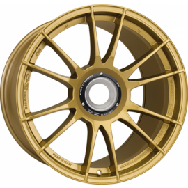 OZ ULTRALEGGERA HLT CL RACE GOLD Wheel 12x19 - 19 inch ZV bo - 10601