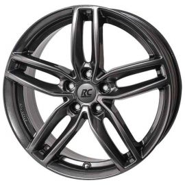 RC RC29 Dark Sparkle -DS Wheel 8x19 - 19 inch 5x112 bolt circle - 12024