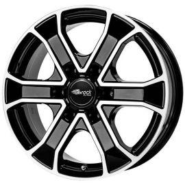 RC 31 black shiney Wheel 8x18 - 18 inch 6x139,7 bolt circle - 11986