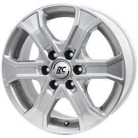 RC 31 silver Wheel 8x18 - 18 inch 6x139,7 bolt circle - 11952