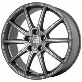 RC RC32 Ferric Grey Matt -FGM Wheel 6,5x16 - 16 inch 5x100 bolt circle - 12175
