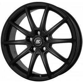RC RC32 Satin Black Matt -SBM Wheel 6,5x16 - 16 inch 5x105 bolt circle - 11413