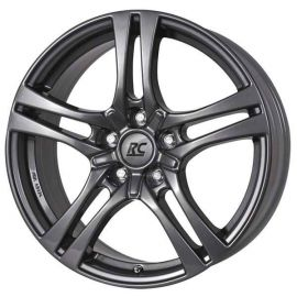 RC 26 titan metallic Wheel 7x16 - 16 inch 5x115 bolt circle - 12225