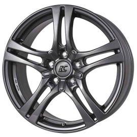RC 26 E titan metallic Wheel 7,5x18 - 18 inch 5x105 bolt circle - 12588