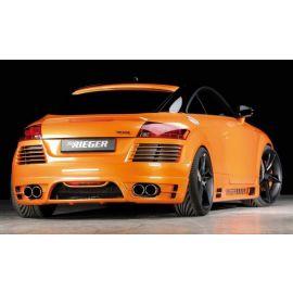 Rieger rear window cover Audi TT 8J