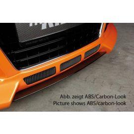 Rieger front splitter for lip spoiler for 55150 Audi TT 8J