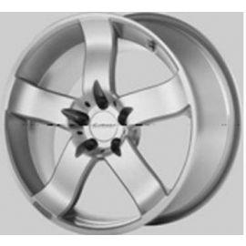 Alutec Grip graphite Wheel - 5 0x15 - 3x112