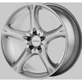Lorinser RS-6 silver Wheel 9,5x18 - 5506