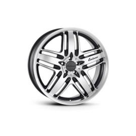 Lorinser RS-9 black polished Wheel 10x21 - 5557