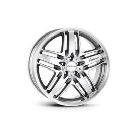 Lorinser RS-9 silver polished Wheel 10x21 - 5556