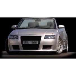 Frontsplitter for bumper Audi A4 8H Cabrio