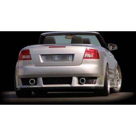 Splitter for rear bumper Audi A4 8H Cabrio