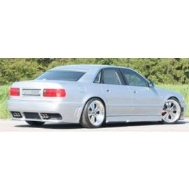 Frontwing for bumper left/right Audi A8 D2