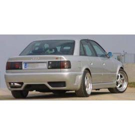 Screen for rear bumper Audi A6