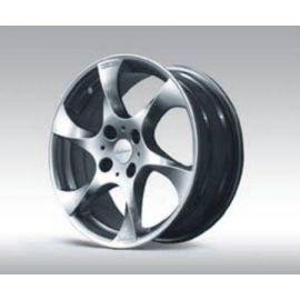 Alutec Grip graphite Wheel - 7 5x17 - 5x110