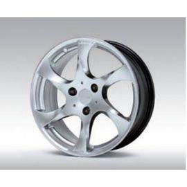 Alutec Singa polar silver Wheel - 6,0x16 - 4x100 - 1157