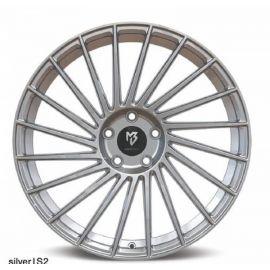 MB Design VR3 silver Wheel 7,5x18 - 18 inch 5x100 bolt circle - 6297